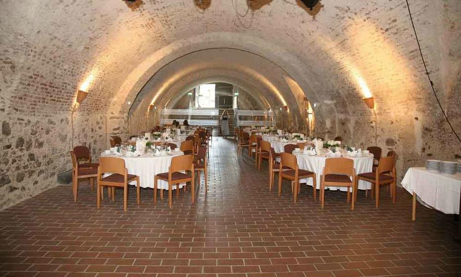 Beispiel: Bachuskeller, Foto: Burg Forchtenstein.