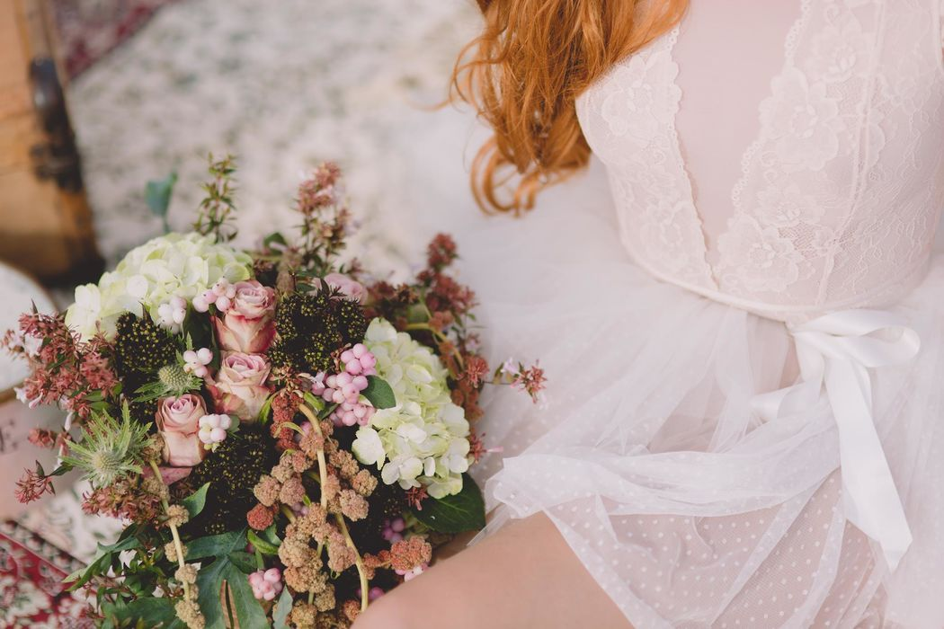 Josefa fleuriste - ©Natacha Maraud