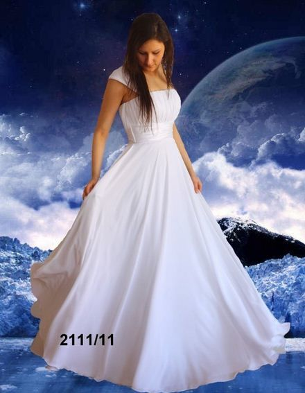 Suknia ślubna, Barbara Matuszewska