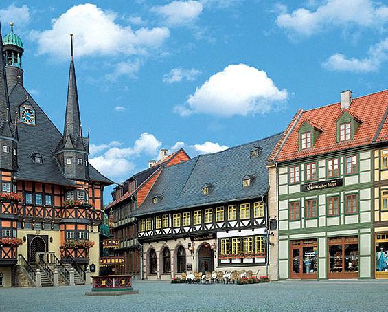 Beispiel: Das Hotel, Foto: Travel Charme Gothisches Haus.
