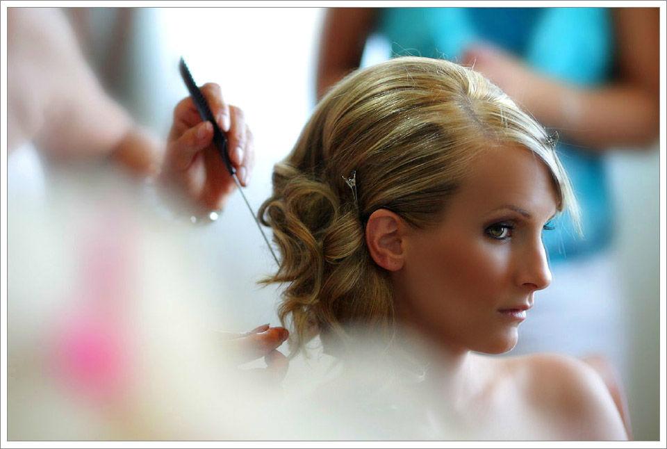 Beispiel: Fotos von den Vorbereitungen, Foto: Hochzeitsfotovideo.