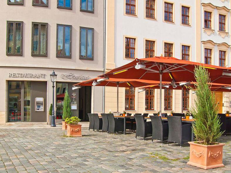 Beispiel: Au, Foto: Restaurant Heinricus.