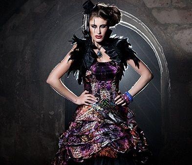 Beispiel: Pirate Bride, Foto: Lucardis Feist.