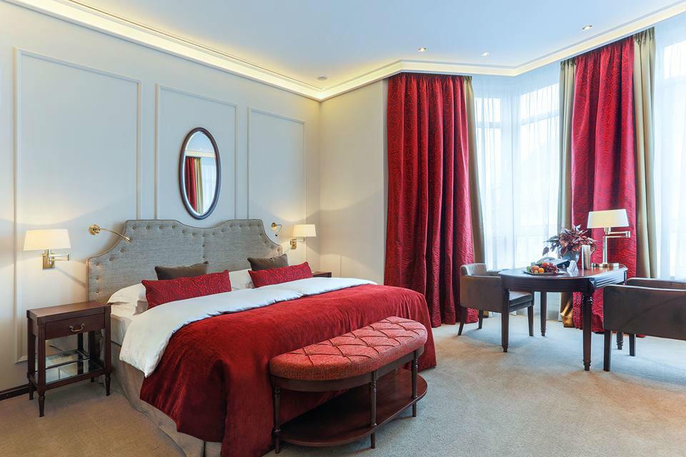 Beispiel: Hotelzimmer, Foto: Excelsior Hotel Ernst.