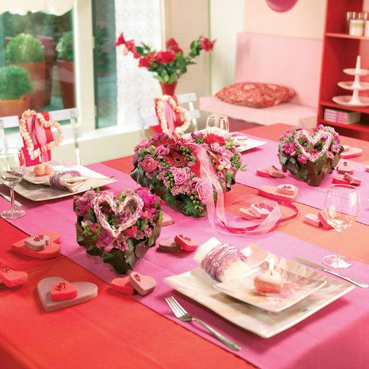 Beispiel: Hochzeitsdekoration, Foto: BLUMEN STRAUB.