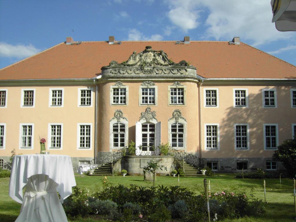 Außenansicht, Foto: Schloss Reichstädt