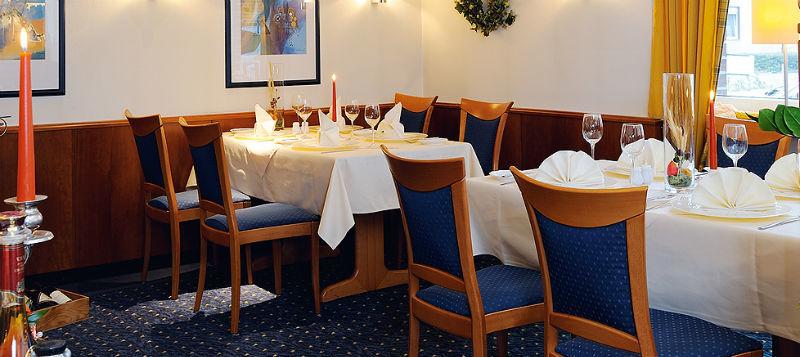 Beispiel: Restaurant, Foto: AKZENT Hotel Albert.