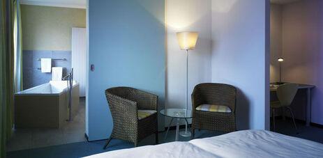 Beispiel: Hotelzimmer, Foto: Hotel FloraAlpina.