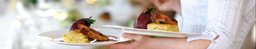 Beispiel: Service, Foto: Cook & More Services.