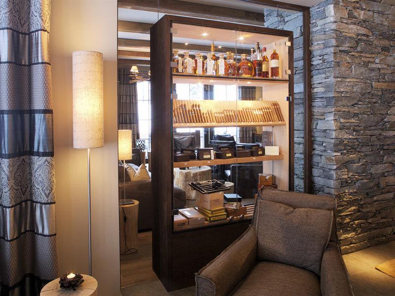 Beispiel: Lounge, Foto: Hotel LA VAL.