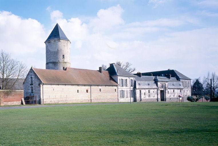 Château de Flesselles