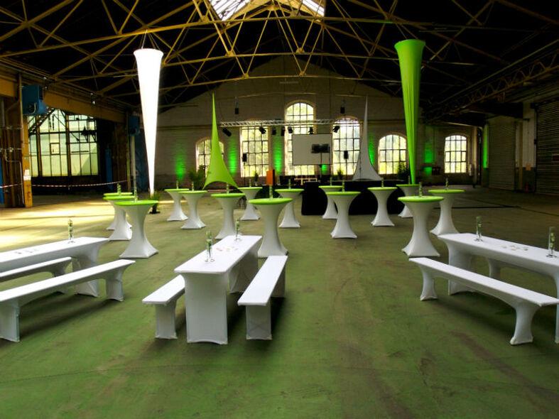 Beispiel: Kreative Ideen für Ihre Feier, Foto: ARTimage.