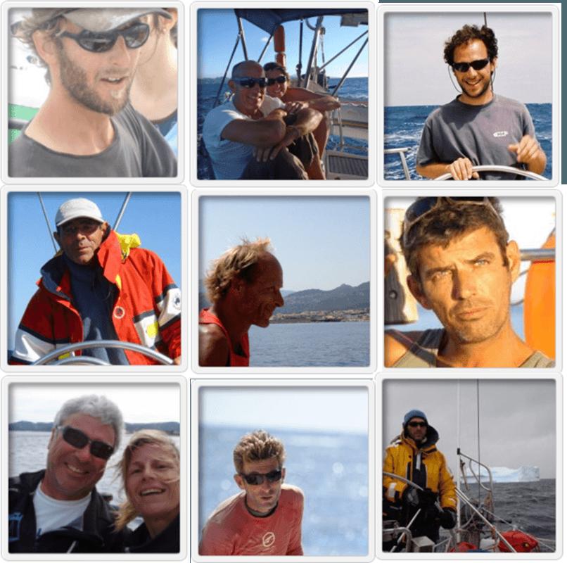 Partez en toute confiance avec des skippers professionnels, diplômés et passionnés.