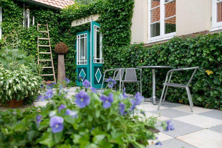 Beispiel: Impressionen vom Garten, Foto: Hotel Zur Kloster-Mühle.