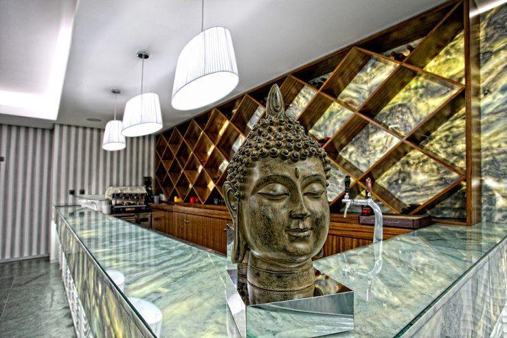 Salão de aperitivos