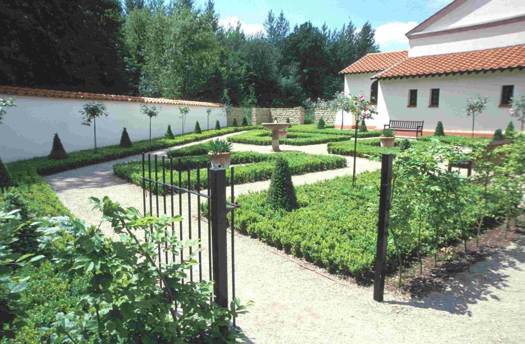 Beispiel: Garten, Foto: Villa Borg.