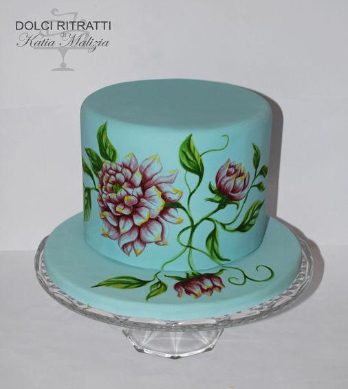 Dalie Cake