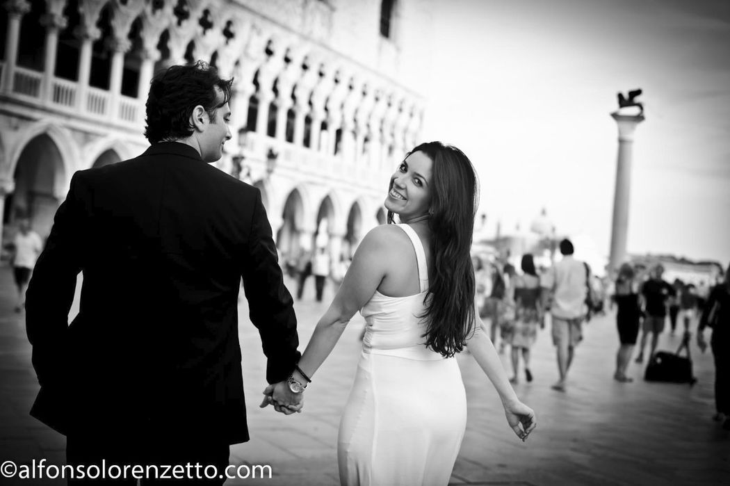 Alfonso Lorenzetto Wedding Photographer: wedding in Venice-alfonsolorenzetto.com