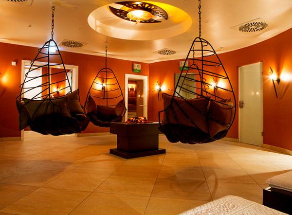 Beispiel: Wellness-Oase, Foto: Dehner Blumen Hotel.
