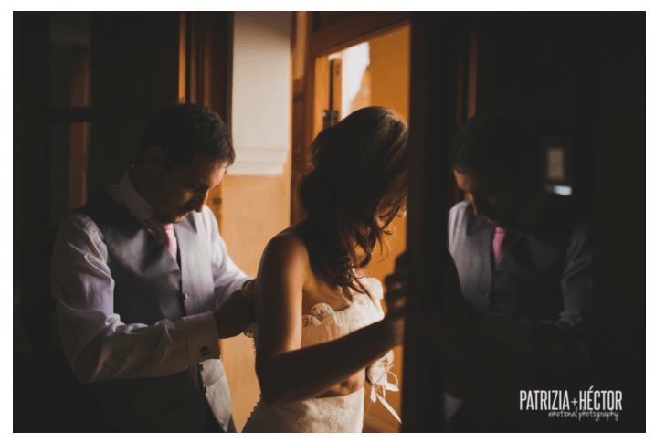 Patrizia y Héctor Emotional Photography