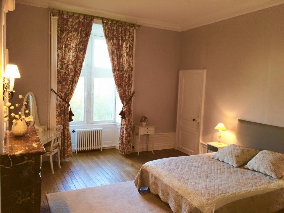 La grande chambre des mariées.  16 chambres a votre disposition pour vos invités