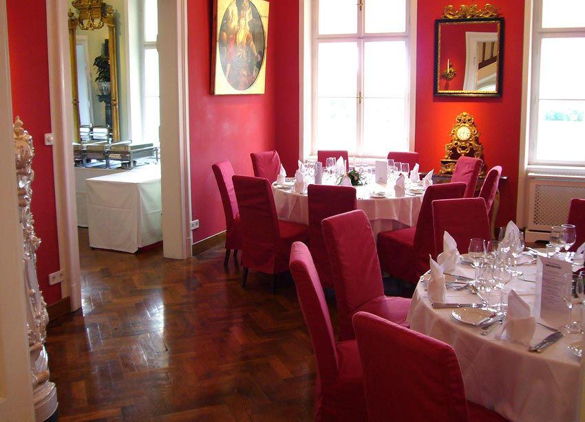 Beispiel: Festsaal, Foto: Schloss St. Veit.