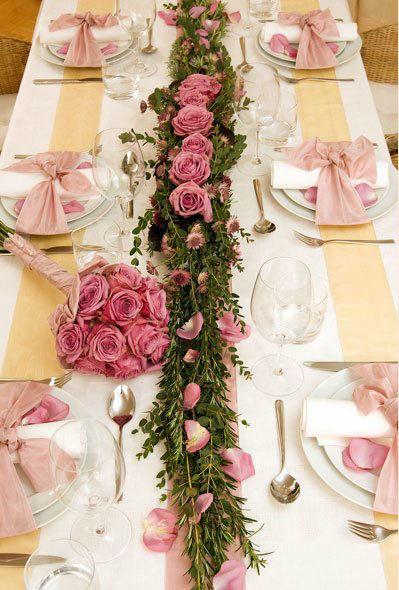 Beispiel: Ein Traum in rosa, Foto: Einfach Blumen.