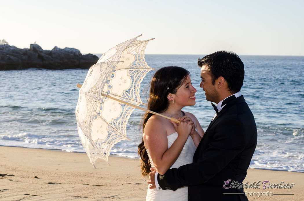 Nicole y Jorge - Trash the Dress