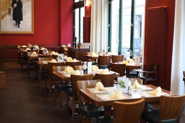 Beispiel: Restaurant, Foto: Einstein.
