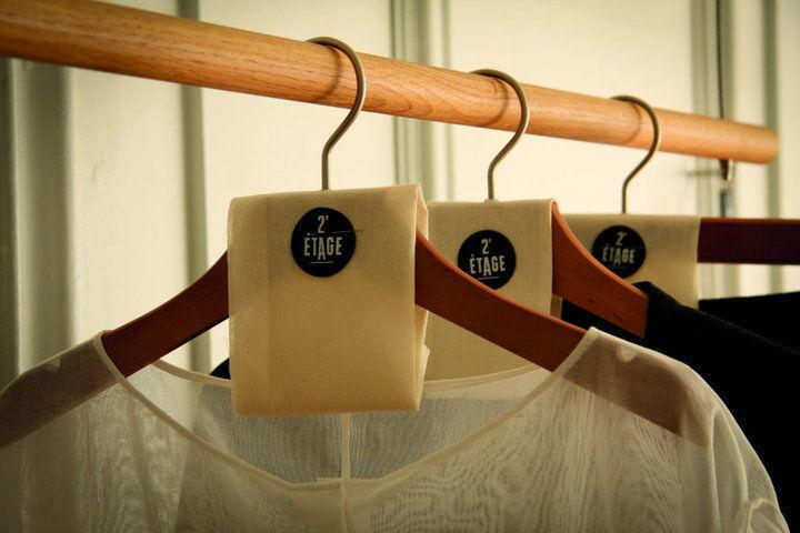 Beispiel: Ihr Hochzeitskleid vom Designer, Foto: 2ème Étage.