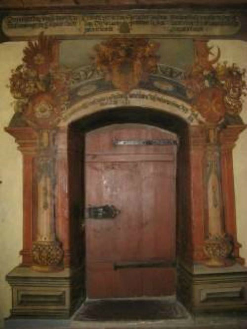 Beispiel: Alte Kleinigkeiten, Foto: Schloss Sargans.
