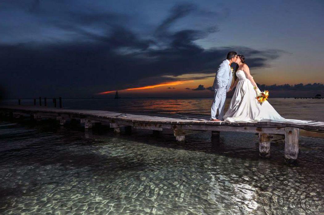 Beautyweddings Isla Mujeres Wedding