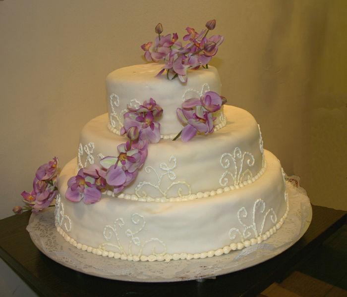 Beispiel: Die Torte für Ihr Fest, Foto: conditoria.