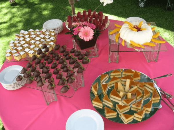 Diseños personalizados para cada tipo de boda - Foto Focaccia Banquetes