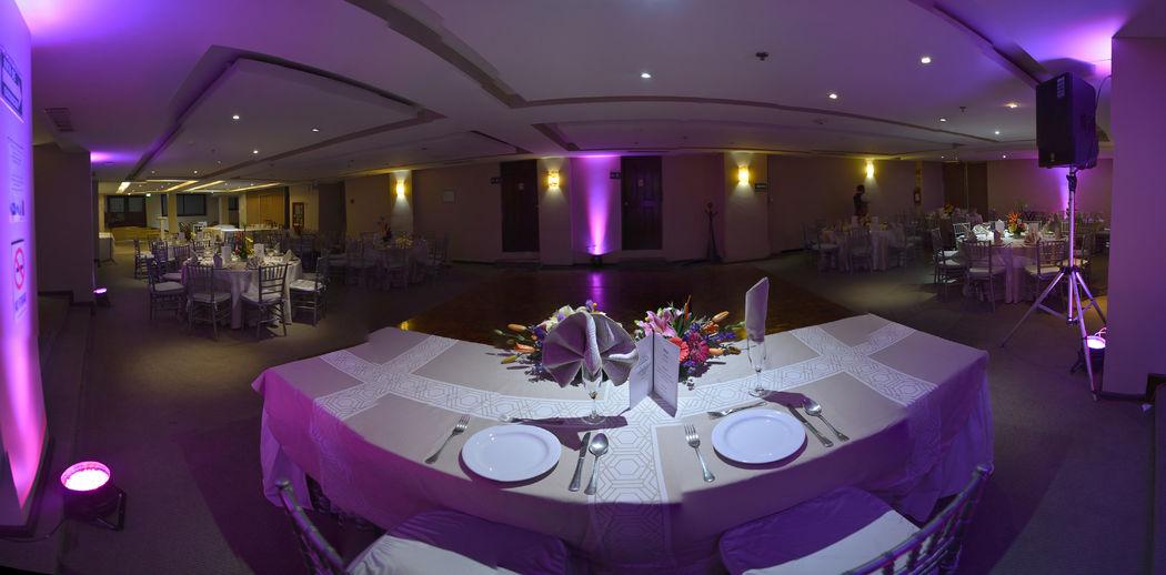 Holiday Inn & Suites Zona Rosa en la Ciudad de México