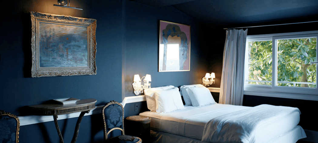 La Suite Boutique Hotel by Dussol - The Blue Suite