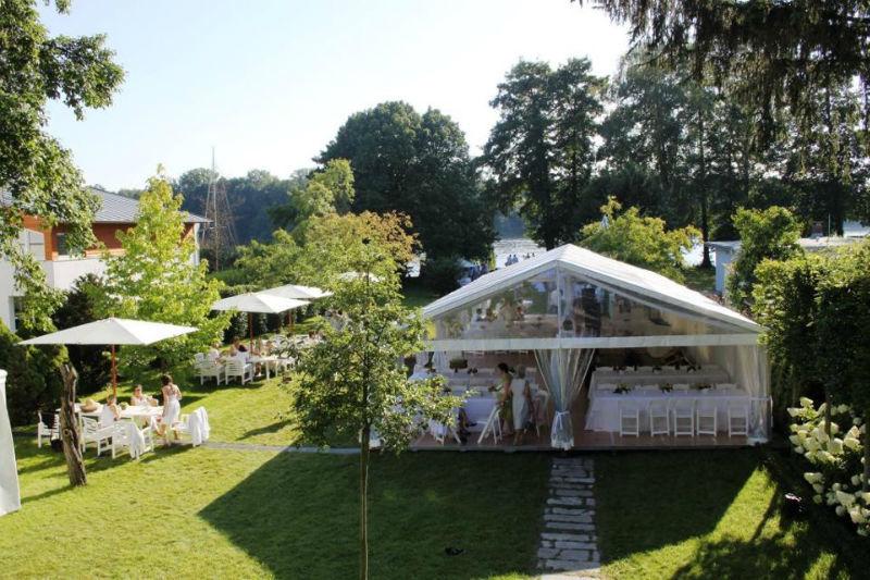 Beispiel: Organisation der Hochzeitslocation, Foto: Der Hochzeiter.