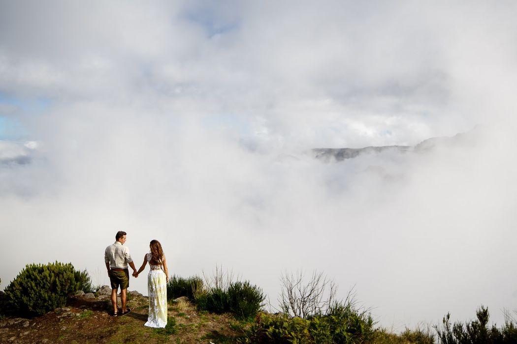 свадьба на Мадейре