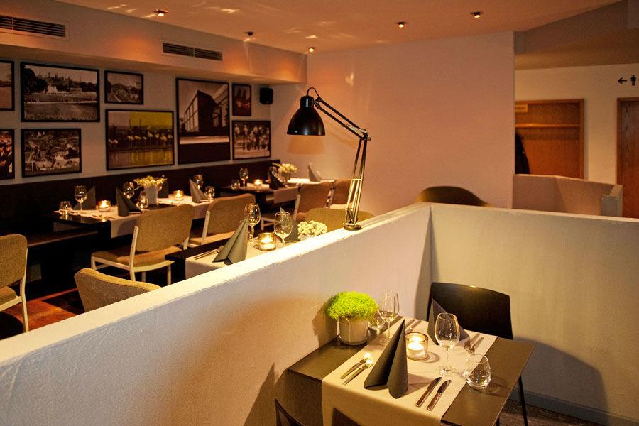 Beispiel: Restaurant, Foto: Schürmanns im Park.