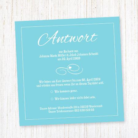 Egal ob Menü- Dankes- oder Einladungskarten Foto: wunderkarten.de