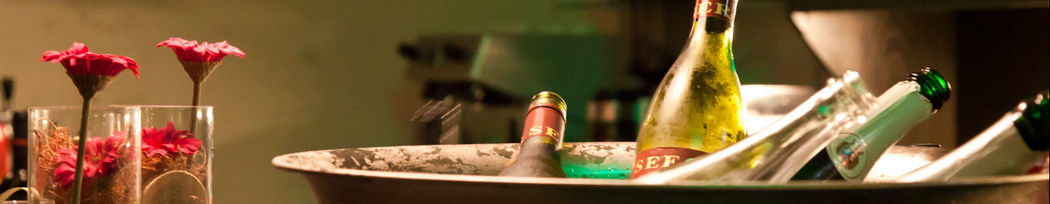 Beispiel: Getränke, Foto: Cook & More Services.