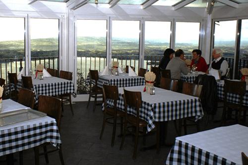 Beispiel: Eindruck von den Räumlichkeiten, Foto: Restaurant Zugerberg.