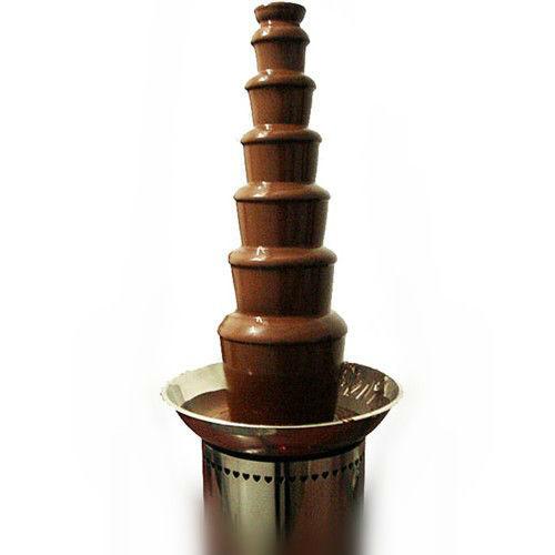 czekoladowa fontanna, czekoladowy catering