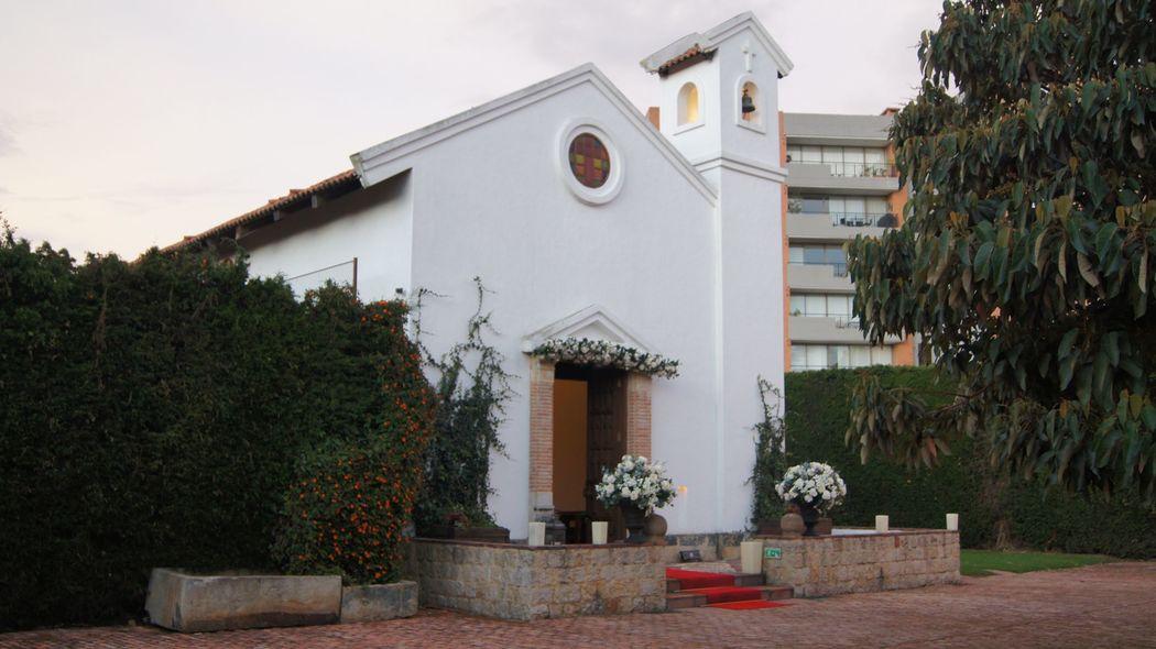 Exterior Capilla