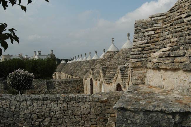 Trulli - Barsentum Masseria fortificata
