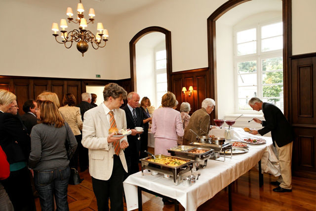 Beispiel: Buffet, Foto: Schloss Körtlinghausen.