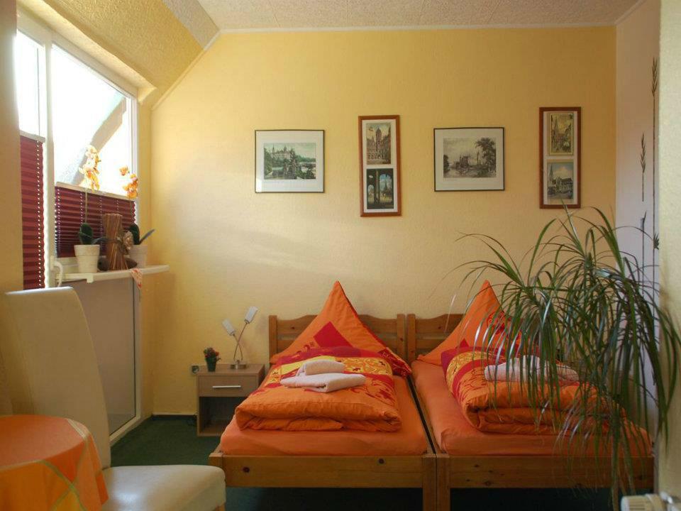 Beispiel: Hotelzimmer, Foto: Hotel Nordlicht.