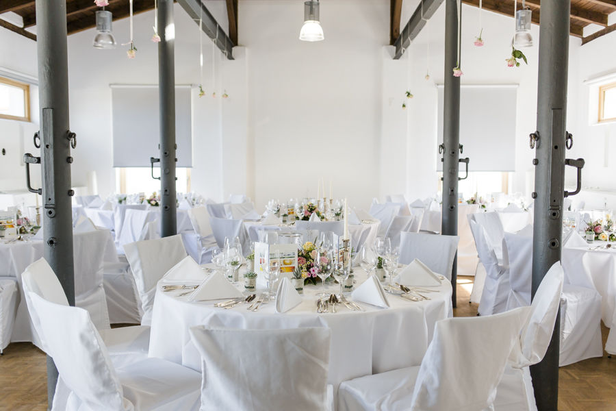 Hochzeit im Atelier