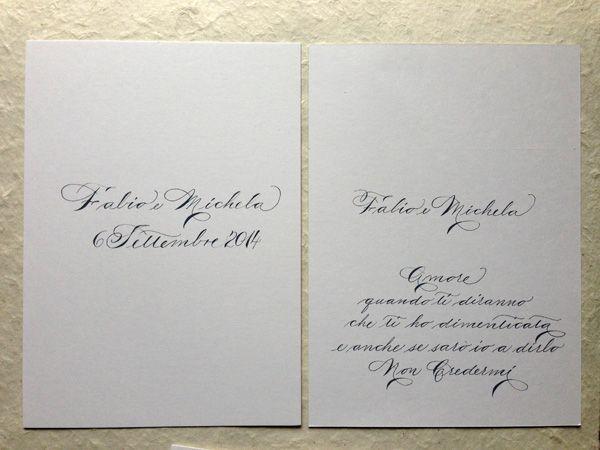 FM Dedica dello sposo