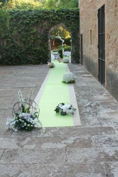 Flores de Mallorca.
